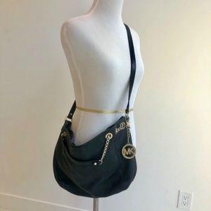 Michael Kors | Soft Leather Handbag | Black